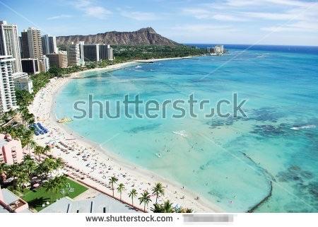shutterstockで売れたハワイの写真