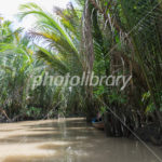 photolibraryで売れたメコン川の写真
