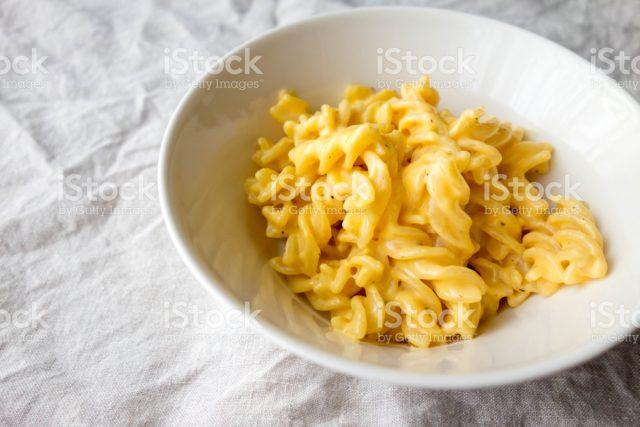 チーズマカロニ(フジッリ)