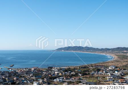館山の海岸の写真