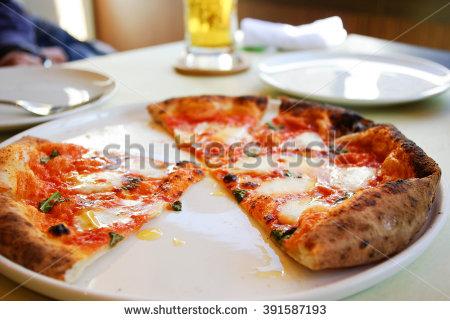 ピザ(マルゲリータ)